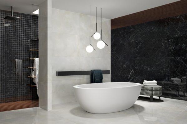 Kronos selene marble flooring