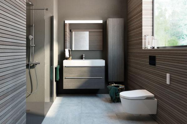 Roca soft wash basins
