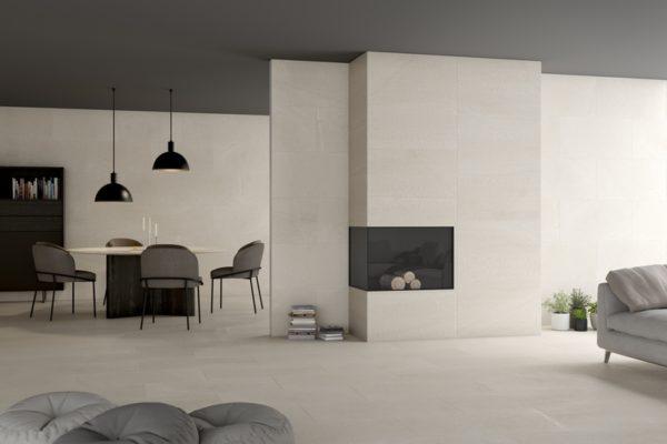 Stonelake white flooring