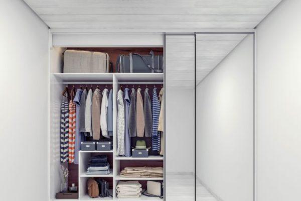 Glass sliding wardrobes