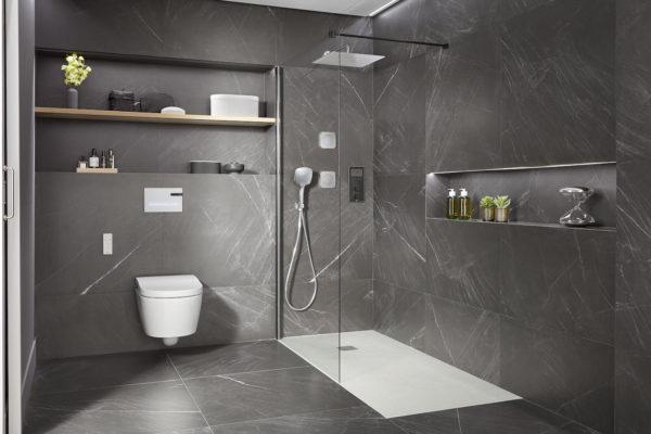Smart shower roca shower column
