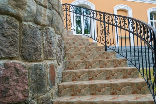 Decorative stairs