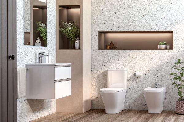 Gap Roca WC suites