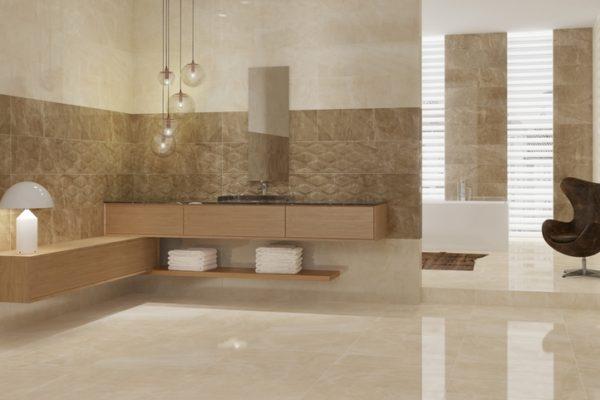 Tribeca marble flooring
