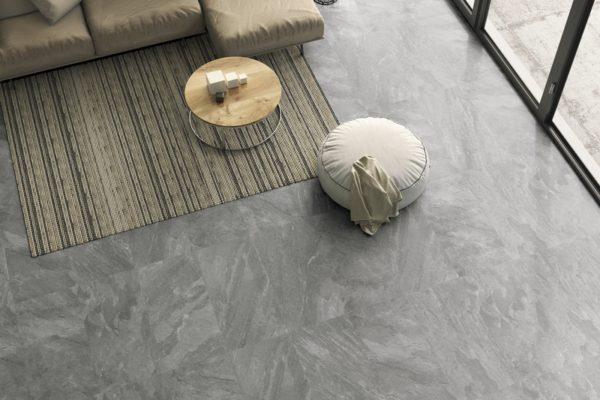 Vals salon detalle stone flooring