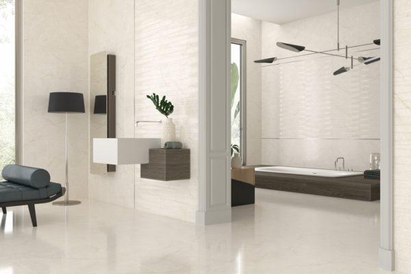 Vega marble flooring