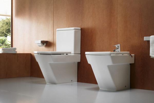 Hall Roca WC suites