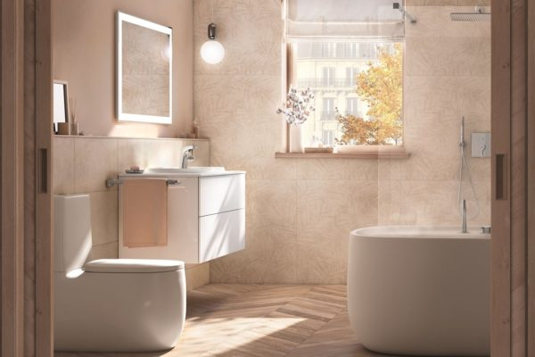Roca coloured beyond WC Suites