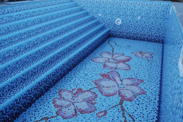 Pearl Luminiscente mosaic