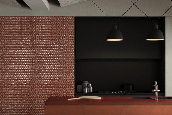 Vidrepur Luminiscente Magic copper mosaic