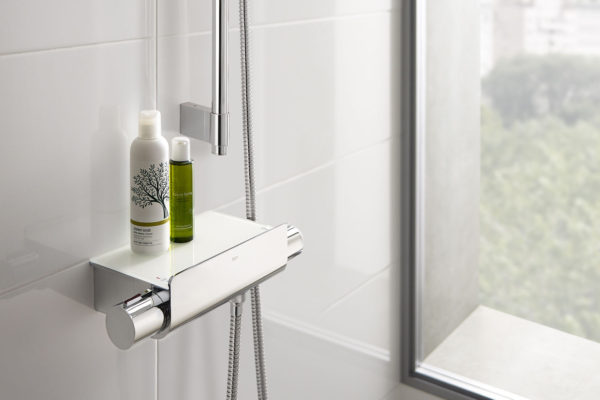 Roca T-2000 Thermostatic shower mixer