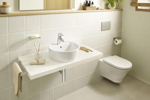 Gap alter WC suites