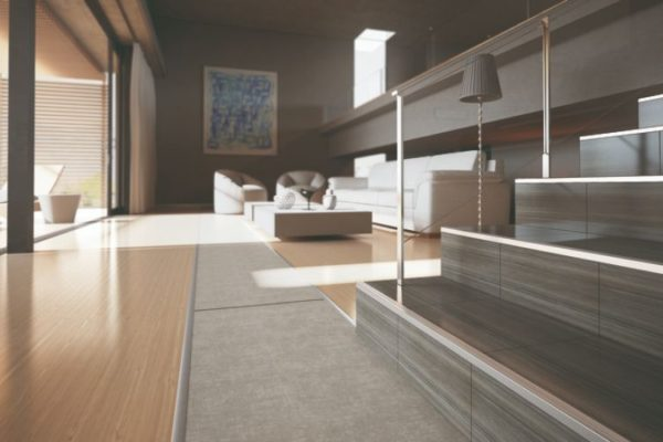 Ideal polished living room finish