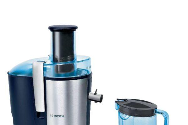 Bosch centrifugal juicer 700W blue
