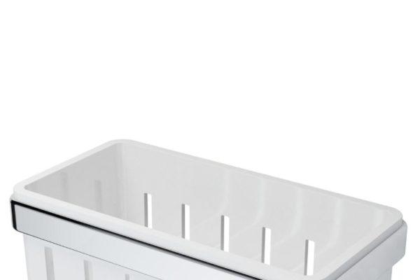 Bathroom white accessories