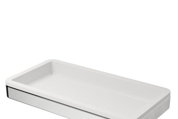 White bathroom accessories for sale