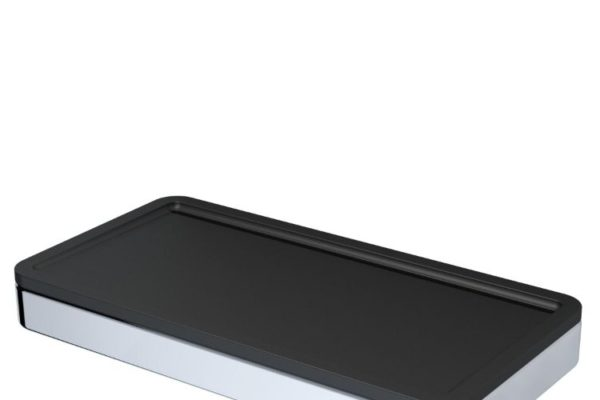 Geesa black bath accessories