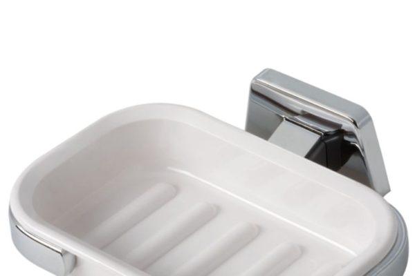 Soap basket holder