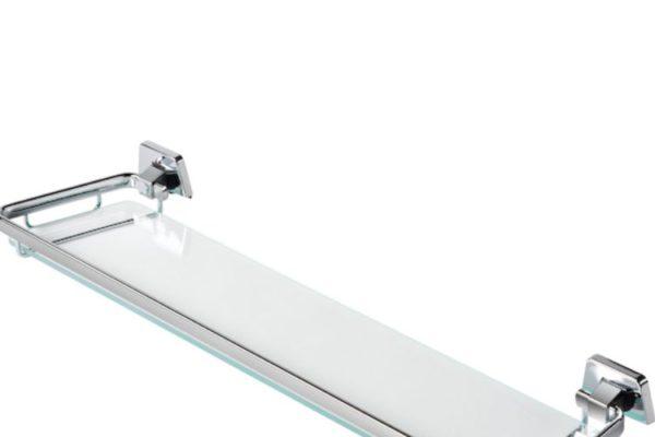 Glass holder wall mount