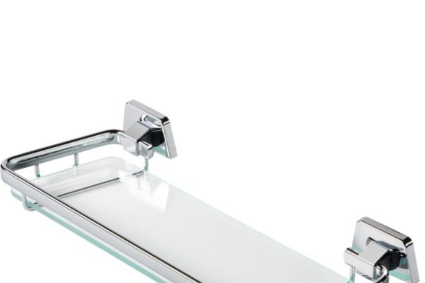 Wall mount glass sopa holder