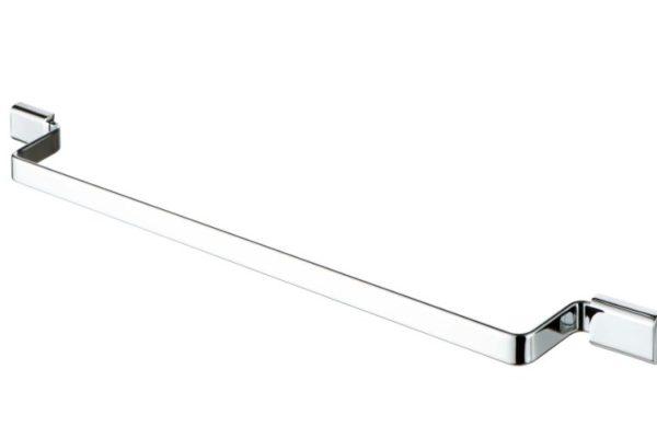 Geesa towel rail with double arms 45cm