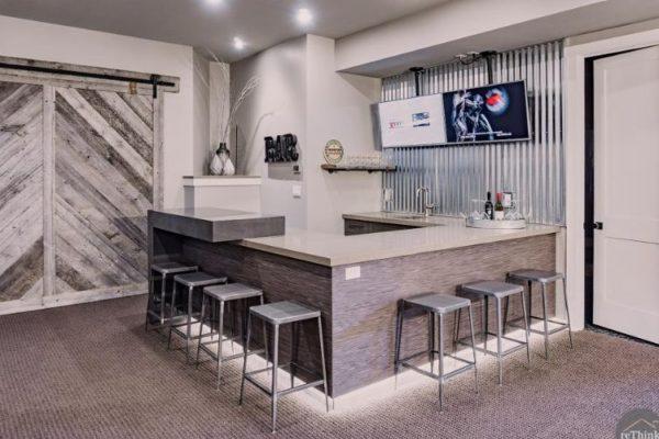 Basement bar/kitchen design