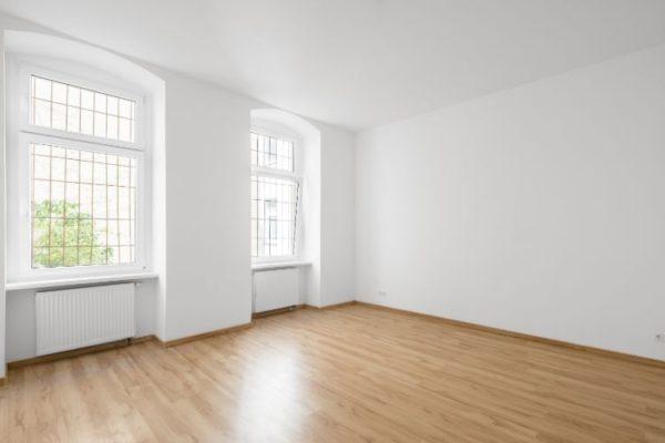 Elegant wooden floor