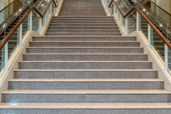 Granite staircase Arusha