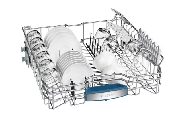 Freestanding Bosch 60cm Silver dishwasher