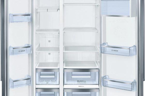 Bosch modern no frost side by side freezer