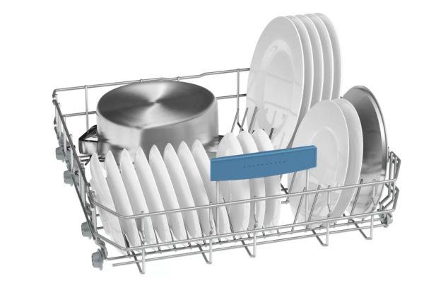 Bosch Series 6 freestanding dishwasher 60cm Silver