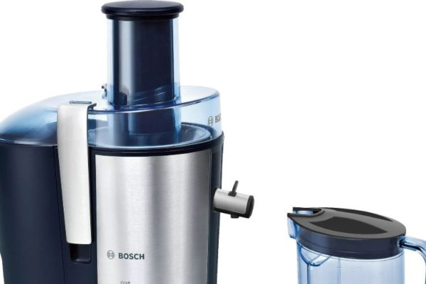 Bosch juicer blue