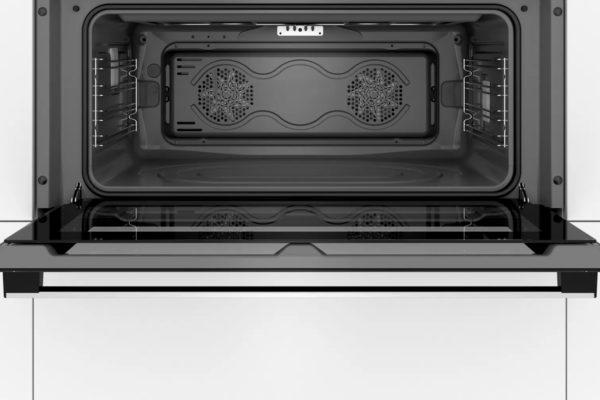 90cm width stainless steel built-in Bosch oven