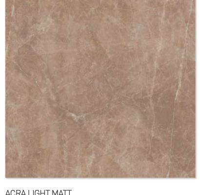 Acra light matt 60y60cm floor tiles