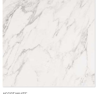 Acot white 60y60cm floor tiles
