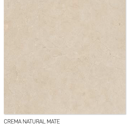 Crema natural mate 60y60cm floor tiles