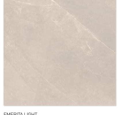 Emerita light 60y60cm floor tiles
