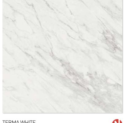 Terma white 60y60cm floor tiles
