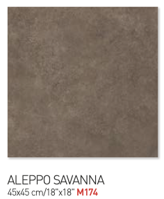 Bronze brown aleppo savanna 45by45cm floor tiles
