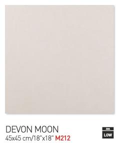 Devon moon 45by45cm floor tiles