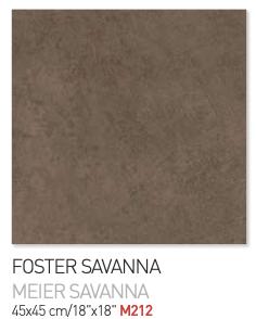 Foster Savanna 45by45cm floor tiles