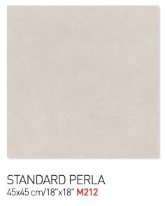 Standard perla 45by45cm floor tiles