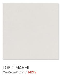 Tokio marfil 45by45cm floor tiles