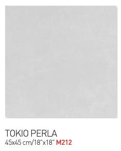 Tokio perla 45by45cm floor tiles