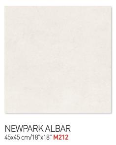 Newpark albar 45by45cm floor tiles
