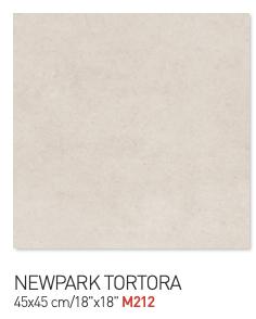 Newpark tortora 45by45cm floor tiles