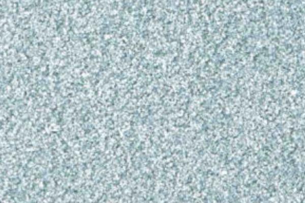 Sky blue glass plaster