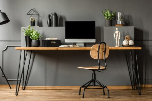 Home office seat adjustable