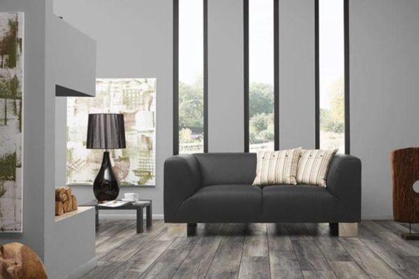 Dark Grey vinyl flooring